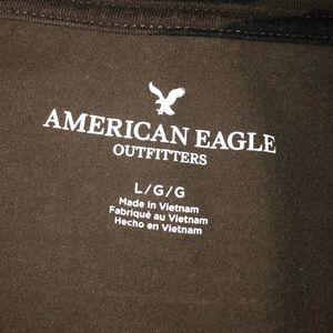 American Eagle Outfitters Shirts - American Eagle Camo Tee
